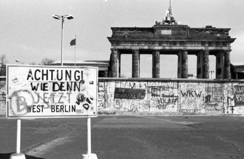 A 30 anys de la caiguda del mur de Berlin