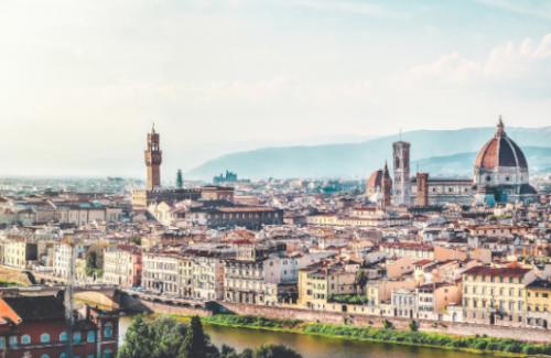 Passejades per la Florència literària