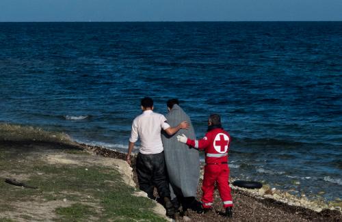 Crisi migratòria al Mediterrani