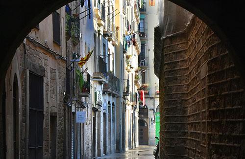 Literatura con marca Barcelona