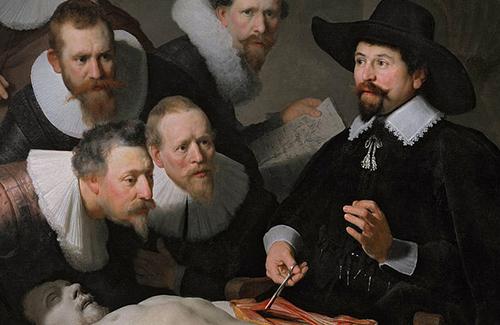 Cossos en dissecció: art entre la vida i la mort