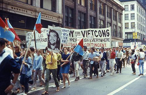 1968: relato histórico de un año vivido peligrosamente