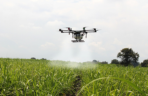 Agricultura intel·ligent